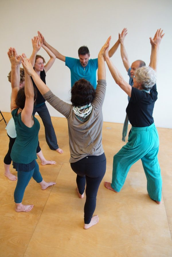 Beth Dennison Body Up! Classes